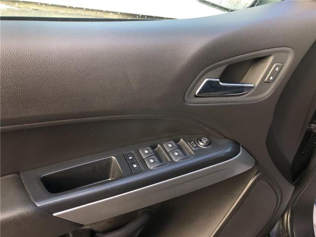2018 Chevrolet Colorado ZR2 (Stk: 45976A) in Burlington - Image 12 of 26