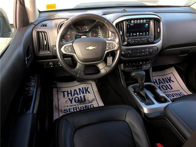 2018 Chevrolet Colorado ZR2 (Stk: 45976A) in Burlington - Image 16 of 26
