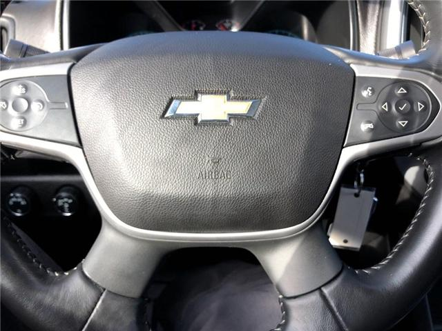 2018 Chevrolet Colorado ZR2 (Stk: 45976A) in Burlington - Image 20 of 26