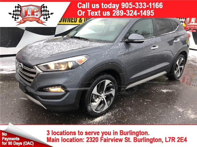 2017 Hyundai Tucson Limited (Stk: 46145r) in Burlington - Image 1 of 15