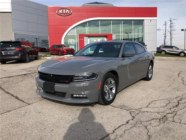 2017 Dodge Charger SXT (Stk: K2996) in Mississauga - Image 1 of 19