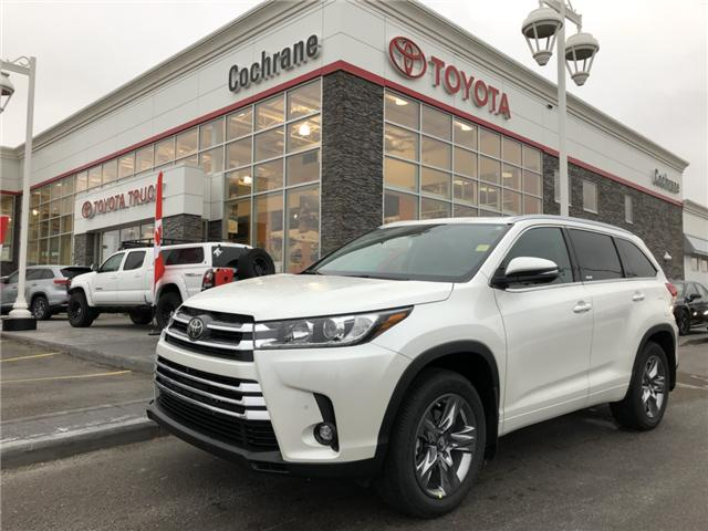 2019 Toyota Highlander Limited (Stk: 190094) in Cochrane - Image 1 of 19