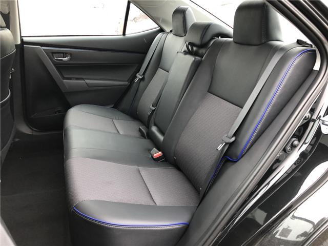 2019 Toyota Corolla SE Upgrade Package (Stk: 190017) in Cochrane - Image 12 of 15
