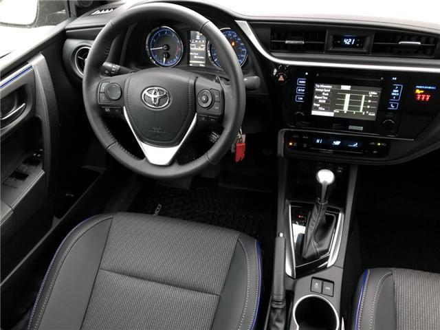 2019 Toyota Corolla SE Upgrade Package (Stk: 190017) in Cochrane - Image 9 of 15