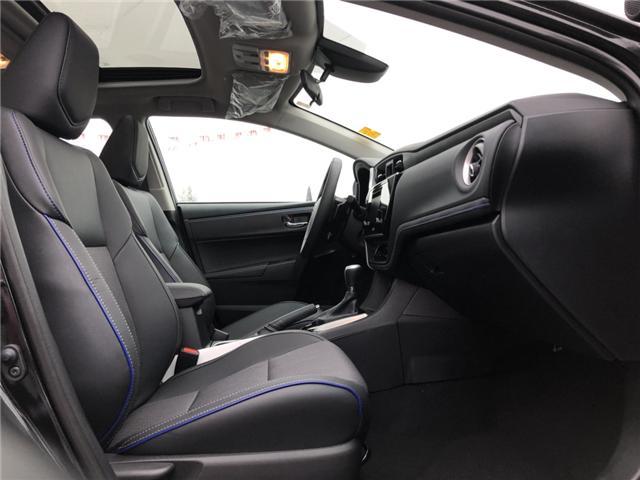 2019 Toyota Corolla SE Upgrade Package (Stk: 190017) in Cochrane - Image 10 of 15