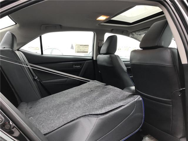 2019 Toyota Corolla SE Upgrade Package (Stk: 190017) in Cochrane - Image 13 of 15