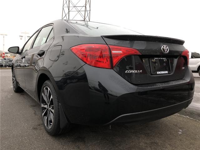 2019 Toyota Corolla SE Upgrade Package (Stk: 190017) in Cochrane - Image 6 of 15