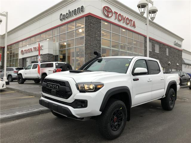2019 Toyota Tacoma TRD Off Road (Stk: 190096) in Cochrane - Image 1 of 21