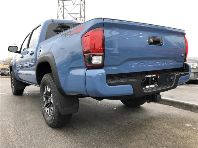 2019 Toyota Tacoma TRD Off Road (Stk: 190052) in Cochrane - Image 6 of 19