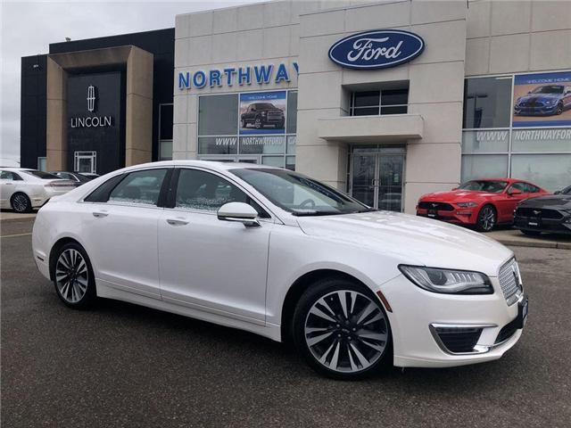 2017 Lincoln MKZ SELECT | SUNROOF | NAV | HID LAMPS | AWD (Stk: LC91443A) in Brantford - Image 1 of 19