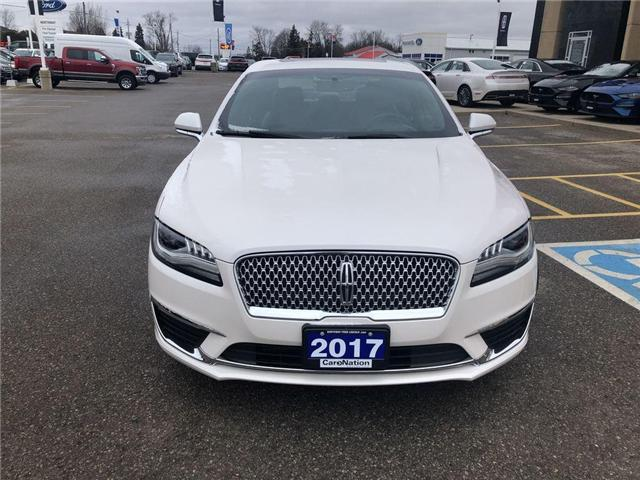 2017 Lincoln MKZ SELECT | SUNROOF | NAV | HID LAMPS | AWD (Stk: LC91443A) in Brantford - Image 2 of 19