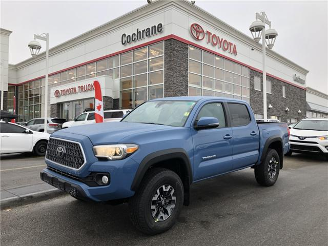2019 Toyota Tacoma TRD Off Road (Stk: 190062) in Cochrane - Image 1 of 19
