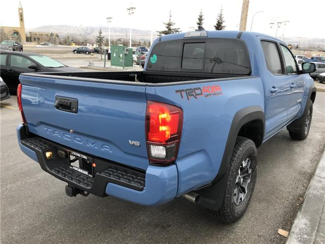 2019 Toyota Tacoma TRD Off Road (Stk: 190062) in Cochrane - Image 5 of 19