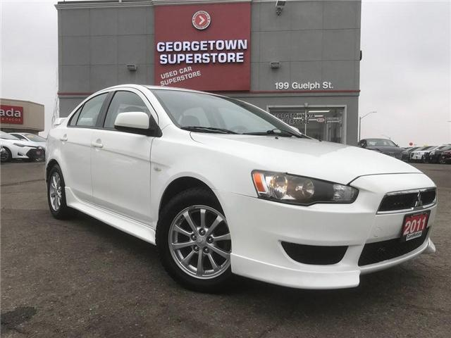 2011 Mitsubishi Lancer SE | LEATHER | ROOF | SPOILER | (Stk: DR417A) in Georgetown - Image 2 of 26