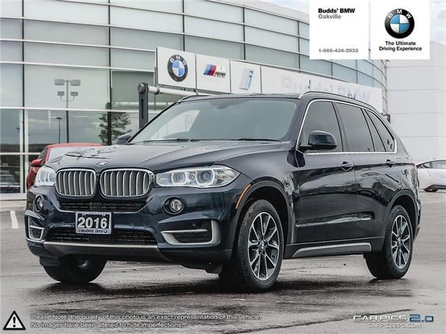 2016 BMW X5 xDrive35i (Stk: DB5462) in Oakville - Image 1 of 22