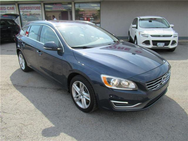 2015 Volvo V60 T5 Premier | AWD | NAVI | SUNROOF (Stk: P11188) in Oakville - Image 2 of 26