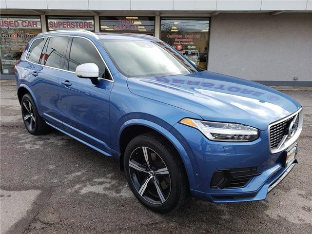 2016 Volvo XC90 Hybrid T8 R-DESIGN | PHEV | LOADED | NAVI | PANO ROOF (Stk: P11743) in Oakville - Image 2 of 26