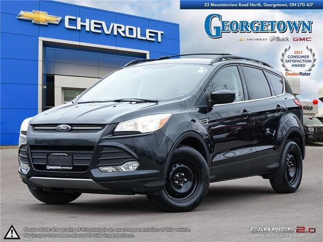2013 Ford Escape SE 1FMCU0GX9DUD60706 28862 in Georgetown
