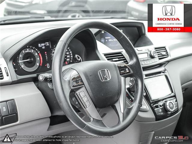 2016 Honda Odyssey EX (Stk: U4927A) in Cambridge - Image 13 of 27