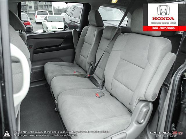 2016 Honda Odyssey EX (Stk: U4927A) in Cambridge - Image 24 of 27