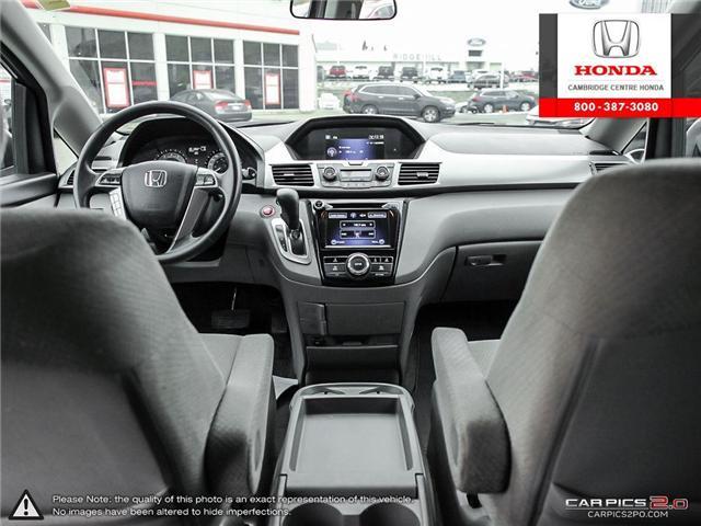 2016 Honda Odyssey EX (Stk: U4927A) in Cambridge - Image 25 of 27