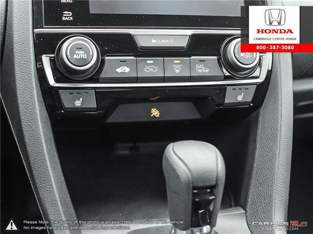 2018 Honda Civic LX (Stk: 19138A) in Cambridge - Image 20 of 27