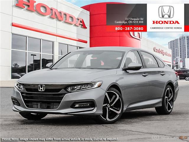 2019 Honda Accord Sport 1.5T (Stk: 19435) in Cambridge - Image 1 of 24
