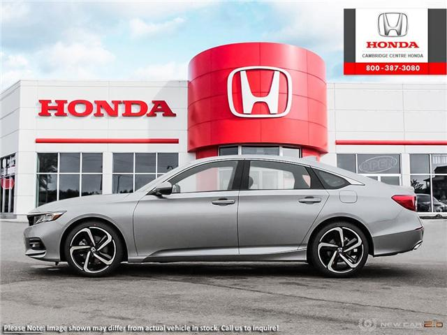 2019 Honda Accord Sport 1.5T (Stk: 19435) in Cambridge - Image 3 of 24
