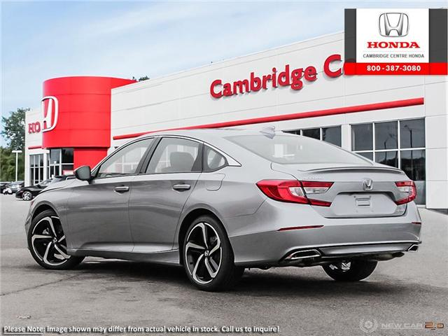 2019 Honda Accord Sport 1.5T (Stk: 19435) in Cambridge - Image 4 of 24