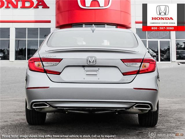 2019 Honda Accord Sport 1.5T (Stk: 19435) in Cambridge - Image 5 of 24