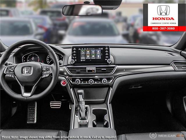 2019 Honda Accord Sport 1.5T (Stk: 19435) in Cambridge - Image 23 of 24