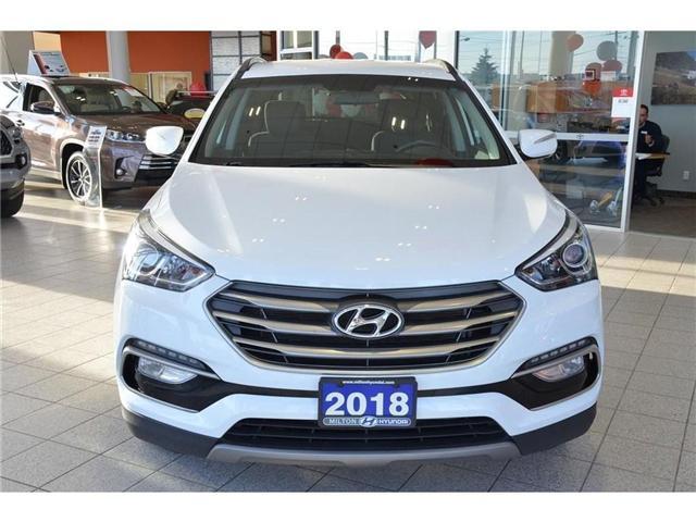 2018 Hyundai Santa Fe Sport  (Stk: 054181) in Milton - Image 2 of 38