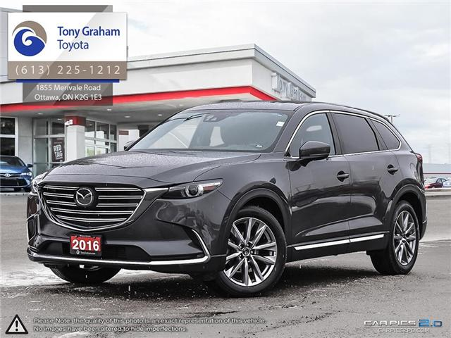 2016 Mazda CX-9 Signature (Stk: D11417A) in Ottawa - Image 1 of 29