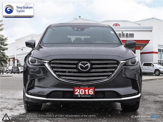 2016 Mazda CX-9 Signature (Stk: D11417A) in Ottawa - Image 2 of 29