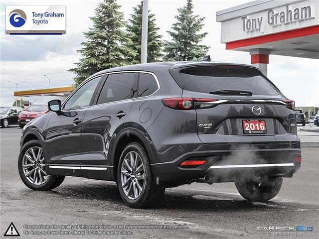 2016 Mazda CX-9 Signature (Stk: D11417A) in Ottawa - Image 4 of 29