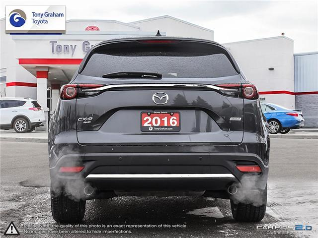 2016 Mazda CX-9 Signature (Stk: D11417A) in Ottawa - Image 5 of 29