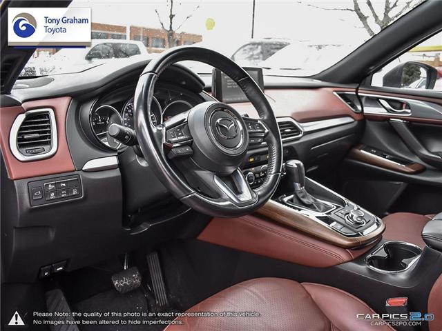 2016 Mazda CX-9 Signature (Stk: D11417A) in Ottawa - Image 13 of 29