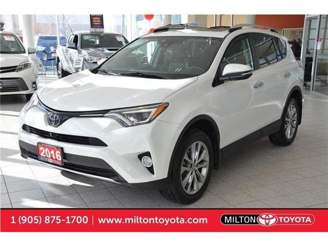2016 Toyota RAV4 Limited (Stk: 491902) in Milton - Image 1 of 44
