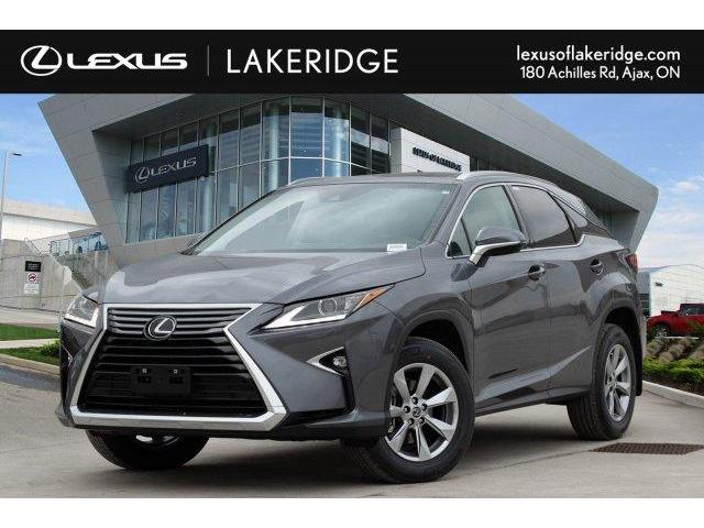 2019 Lexus RX 350 Base (Stk: L19223) in Toronto - Image 1 of 27