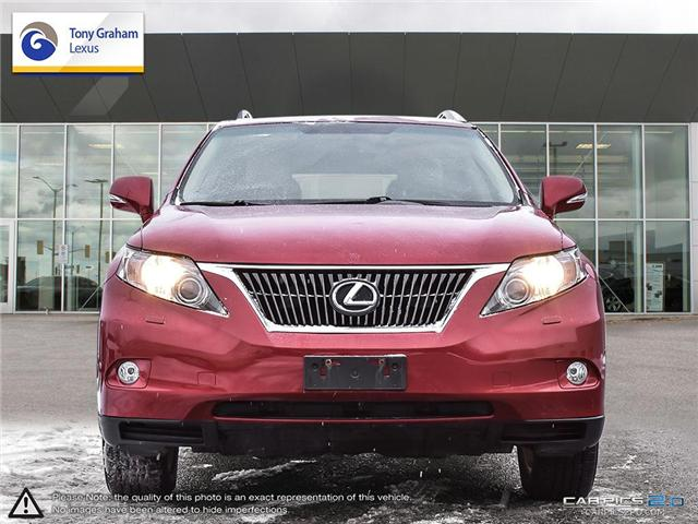 2012 Lexus RX 350 Base (Stk: Y3307) in Ottawa - Image 2 of 27