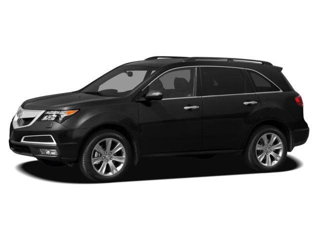 2012 Acura MDX Elite Package (Stk: H25724A) in London - Image 1 of 1