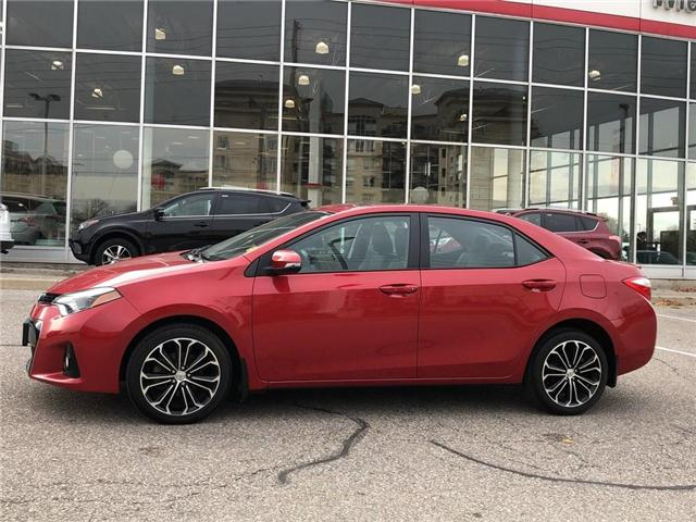 2016 Toyota Corolla S (Stk: U2094) in Vaughan - Image 2 of 19