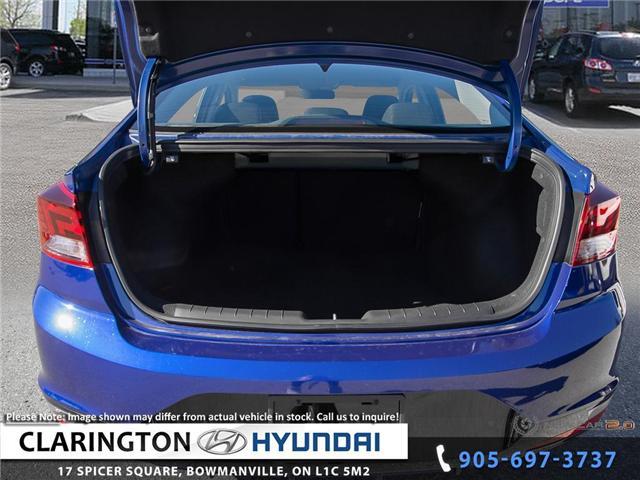 2019 Hyundai Elantra Preferred (Stk: 19014) in Clarington - Image 7 of 24