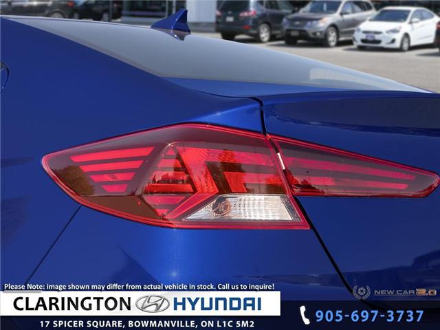 2019 Hyundai Elantra Preferred (Stk: 19014) in Clarington - Image 11 of 24