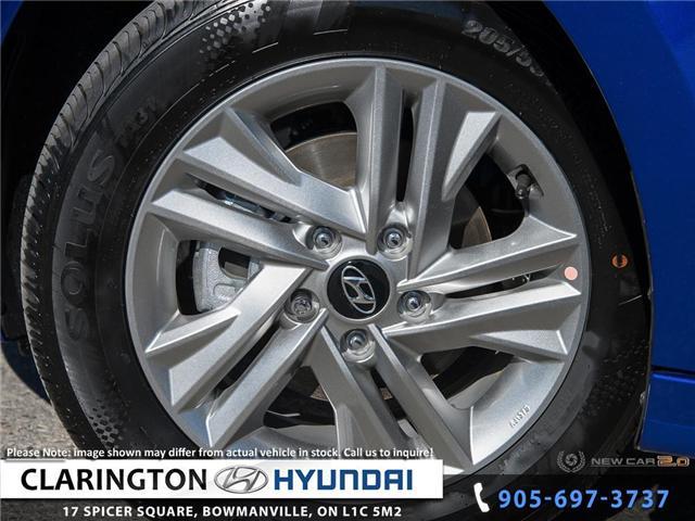 2019 Hyundai Elantra Preferred (Stk: 19016) in Clarington - Image 8 of 24