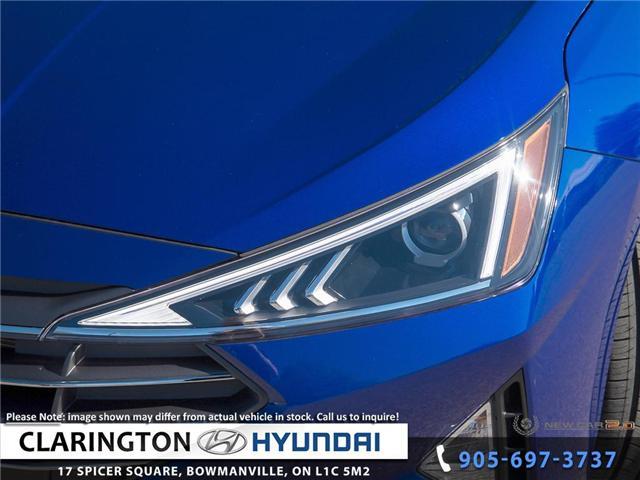 2019 Hyundai Elantra Preferred (Stk: 19016) in Clarington - Image 10 of 24