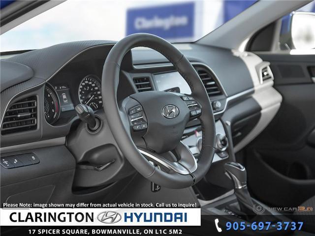 2019 Hyundai Elantra Preferred (Stk: 19016) in Clarington - Image 12 of 24