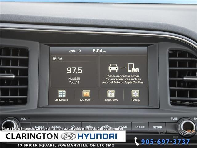 2019 Hyundai Elantra Preferred (Stk: 19016) in Clarington - Image 19 of 24