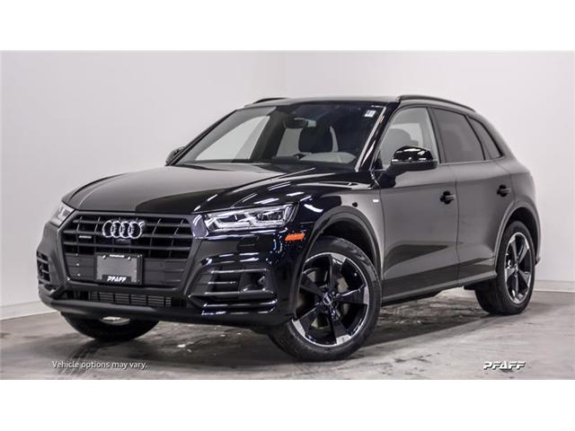 2019 Audi Q5 45 Tecknik (Stk: T16129) in Vaughan - Image 1 of 21