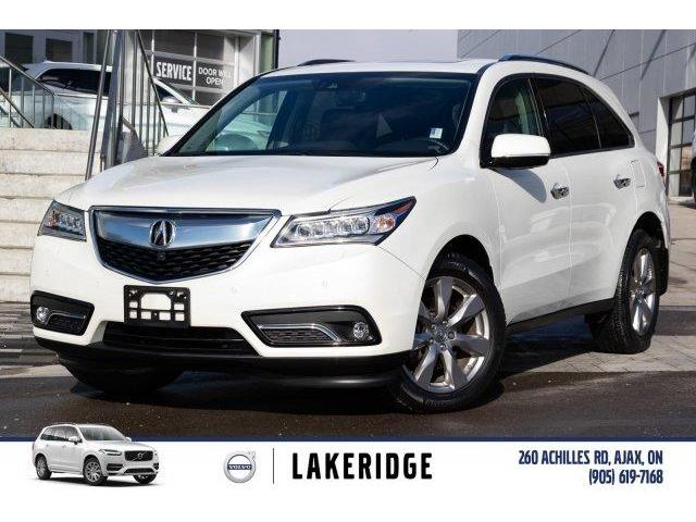 2016 Acura MDX Elite Package (Stk: P0135A) in Ajax - Image 1 of 30